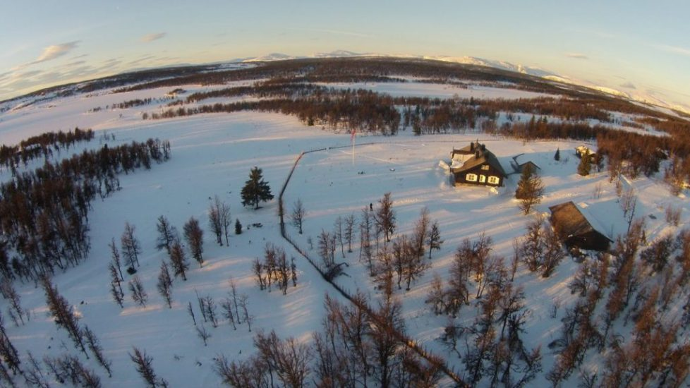 Bjorkasen hunting lodge in Gala property-021